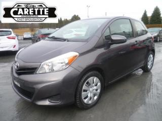 Used 2014 Toyota Yaris for sale in East broughton, QC
