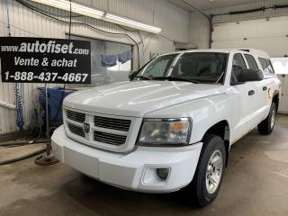Used 2008 Dodge Dakota 4WD Crew Cab SXT for sale in St-Raymond, QC