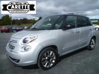 Used 2014 Fiat 500 L for sale in East broughton, QC
