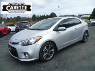 Used 2016 Kia Forte Koup EX for sale in East broughton, QC