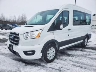 Used 2020 Ford Transit Tourisme XLT,  10 PASSAGERS, ENS. REMORQUAGE for sale in Vallée-Jonction, QC