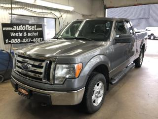 Used 2012 Ford F-150 CAB ALLONGE,4X4  3,7 litres for sale in St-Raymond, QC