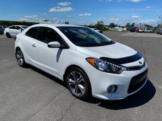 Used 2016 Kia Forte Koup Ex** 47 300 km** for sale in Pintendre, QC