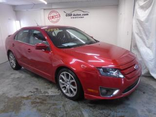 Used 2011 Ford Fusion SE for sale in Ancienne Lorette, QC