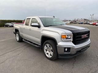 Used 2015 GMC Sierra 1500 SLE 4x4 for sale in Pintendre, QC