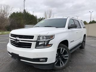 Used 2018 Chevrolet Suburban Premier 4WD for sale in Cayuga, ON