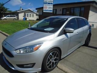 Used 2015 Ford Focus SE for sale in Ancienne Lorette, QC