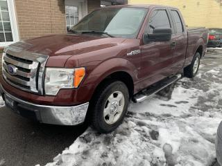 Used 2010 Ford F-150 Cabine Super 2RM 145 po XL for sale in Pointe-Aux-Trembles, QC