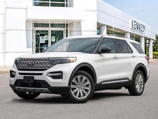 New 2021 Ford Explorer LIMITED for sale in Oakville, ON