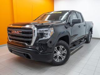 Used 2019 GMC Sierra 1500 X31 4X4 GR. REMORQUAGE CAMÉRA *ANDROID / APPLE* for sale in St-Jérôme, QC