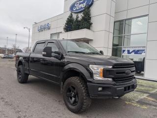 Used 2018 Ford F-150 for sale in Lévis, QC