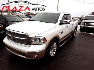 Used 2014 RAM 1500 4WD Crew Cab  Longhorn, RECONSTRUIT for sale in Beauport, QC