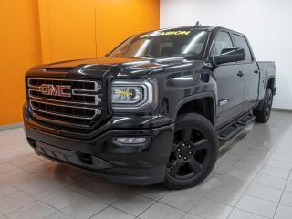 Used 2018 GMC Sierra 1500 SLE 4X4 SIÈGES CHAUFFANTS CAMÉRA *GR. REMORQUAGE* for sale in St-Jérôme, QC