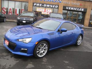 Used 2015 Subaru BRZ 2dr 6SPEED NAVIGATION for sale in North York, ON