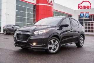 Used 2017 Honda HR-V GARANTIE LALLIER 10ANS/200,000 KILOMETRES INCLUSE* LE PLUS BEAU CHOIX DE HRV USAGES AU QUEBEC for sale in Terrebonne, QC