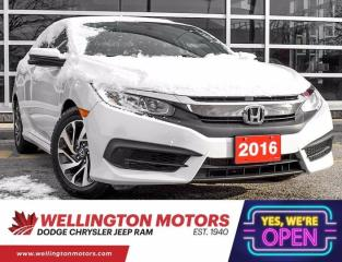 Used 2016 Honda Civic Sedan EX   Low Km's   Remote Start .... for sale in Guelph, ON