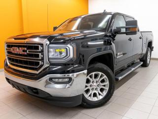 Used 2017 GMC Sierra 1500 SLE 4X4 SIÈGES CHAUFFANTS GR. REMORQUAGE *NAV* for sale in St-Jérôme, QC