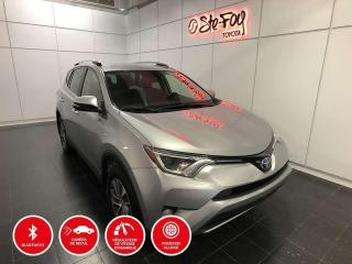 Used 2017 Toyota RAV4 LE+ HYBRIDE - AWD - SIÈGES CHAUFFANTS for sale in Québec, QC