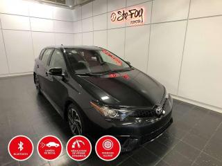 Used 2018 Toyota Corolla iM GR. ÉLECTRIQUE - ROUE EN ALLIAGE - SIÈGE CHAUFFANT for sale in Québec, QC
