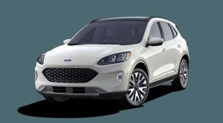 New 2020 Ford Escape Titanium Hybrid for sale in Thornhill, ON