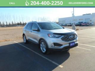 Used 2019 Ford Edge SEL for sale in Brandon, MB