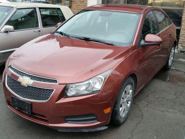 2013 Chevrolet Cruze LT Turbo Bluetooth Super Low Km's!!!