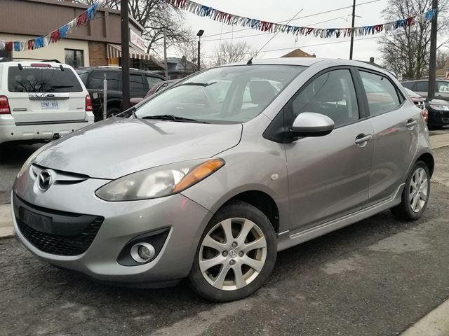 "2011 Mazda MAZDA2 GS 5spd Economy Plus Dependable ""Mazda Quality""!"
