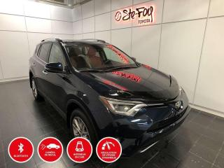 Used 2018 Toyota RAV4 LIMITED - AWD - TOIT OUVRANT for sale in Québec, QC