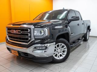 Used 2019 GMC Sierra 1500 SLE 4X4 CAMÉRA SIÈGES CHAUFFANTS *GR. REMORQUAGE* for sale in St-Jérôme, QC