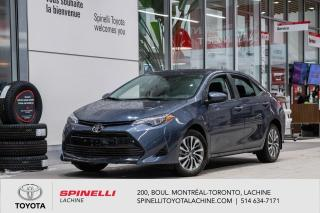 Used 2018 Toyota Corolla XLE CUIR! TOIT OUVRANT! for sale in Lachine, QC