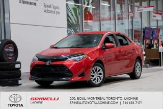 Used 2017 Toyota Corolla LE TOYOTA CERTIFIE! for sale in Lachine, QC