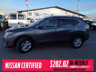 Used 2016 Nissan Rogue SV SV for sale in Kingston, ON