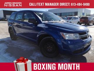 Used 2015 Dodge Journey Canada Value Pkg for sale in Kingston, ON