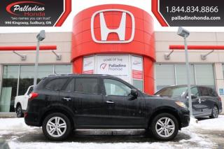 Used 2012 Hyundai Santa Fe Limited w/Navi - SELF CERTIFY - for sale in Sudbury, ON