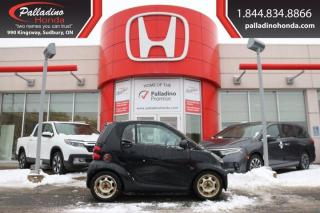 Used 2009 Smart fortwo - SELF CERTIFY - for sale in Sudbury, ON