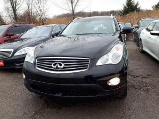 Used 2015 Infiniti QX50 Luxury*** AWD** for sale in Pickering, ON