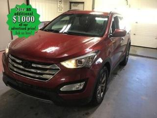 Used 2014 Hyundai Santa Fe Premium* AWD/B.tooth/Htd seats for sale in Winnipeg, MB