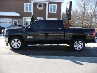 Used 2018 GMC Sierra 1500 4WD Crew Cab 153.0  SLE Z71 for sale in Ste-Marie, QC