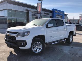 New 2021 Chevrolet Colorado LT for sale in Brampton, ON