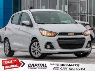Used 2017 Chevrolet Spark LT for sale in Calgary, AB