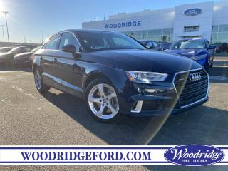 Used 2019 Audi A3 45 Komfort ***PRICE REDUCED*** 2.0L, SUNROOF, LEATHER HEATED SEATS, AWD, NO ACCIDENTS for sale in Calgary, AB