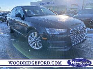 Used 2019 Audi A4 45 Komfort **PRICE REDUCED*** 2.0L, SUNROOF, LEATHER HEATED SEATS, AWD, NO ACCIDENTS for sale in Calgary, AB