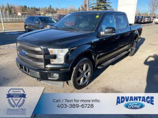 Used 2017 Ford F-150 Lariat LOADED - FX4/LARIAT SPORT/TRAILER TOW PACKAGES for sale in Calgary, AB