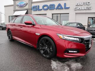 Used 2018 Honda Accord Sedan TOURING 2.0 for sale in Ottawa, ON