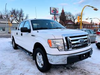 Used 2010 Ford F-150 SUPERCREW XLT for sale in Regina, SK
