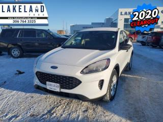 New 2020 Ford Escape S 4WD  - $190 B/W for sale in Prince Albert, SK