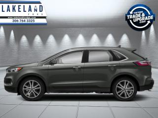 New 2020 Ford Edge ST Line  - Activex Seats - Power Liftgate - $253 B/W for sale in Prince Albert, SK