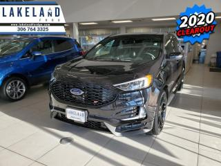 New 2020 Ford Edge ST  - Navigation - Cooled Seats - $353 B/W for sale in Prince Albert, SK