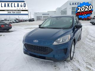 New 2020 Ford Escape S  - $187 B/W for sale in Prince Albert, SK