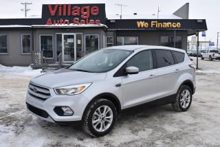 Used 2017 Ford Escape BACK-UP CAMERA! CRUISE CONTROL! 4X4! for sale in Saskatoon, SK